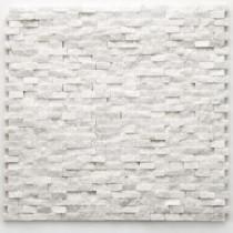 Solistone Modern Beaux 12 in. x 12 in. Quartzine Natural Stone Mosaic Wall Tile (10 sq. ft./Case)