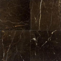 Daltile Natural Stone Collection St. Laurent 12 in. x 12 in. Marble Floor and Wall Tile (10 sq. ft. / case)