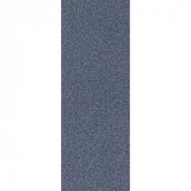 TrafficMASTER Allure Commercial 12 in. x 36 in. Terrazzo Blue Vinyl Flooring (24 sq. ft./case)
