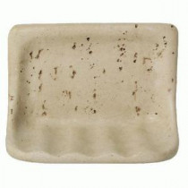 Daltile Bath Accessories 2-1/2 in. x 3 in Ceramic Soap Dish