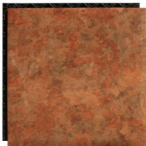 Place N' Go Canyon Sand 18.5 in. x 18.5 in. Interlocking Waterproof Vinyl Tile with Built-In Underlayment