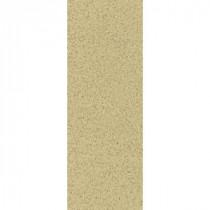 TrafficMASTER Allure Commercial 12 in. x 36 in. Terrazzo Yellow Vinyl Flooring (24 sq. ft./case)