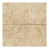 Daltile Brancacci Fresco Caffe 12 in. x 12 in.Ceramic Floor and Wall Tile (11 sq. ft. / case)