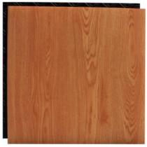 Place N' Go Red Oak 18.5 in. x 18.5 in. Interlocking Waterproof Vinyl Tile with Built-In Underlayment