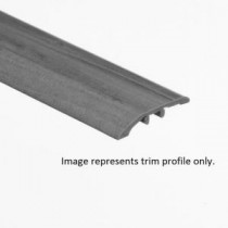 Aqua Concrete 5/16 in. Thick x 1-3/4 in. Wide x 72 in. Length Vinyl Multi-Purpose Reducer Molding