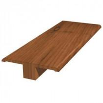 Shaw Macon Gunstock 5/8 in. x 2 in. x 78 in. T-Mold Engineered Oak Hardwood Molding