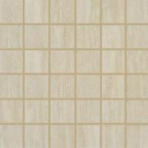 MS International Travertino Romano 12 in. x 12 in. Beige Porcelain Mesh-Mounted Mosaic Tile