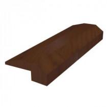 Shaw Macon Latte 3/8 in. x 2 1/8 in. x 78 in. Threshold Engineered Oak Hardwood Molding