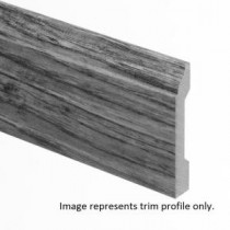 Alameda Hickory 9/16 in. Height x 3-1/4 in. Wide x 94 in. Length Laminate Wall Base Molding
