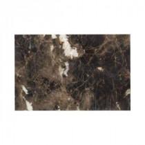 Jeffrey Court Emperador Honed Marble 8 in. x 12 in. Wall and Floor Tile